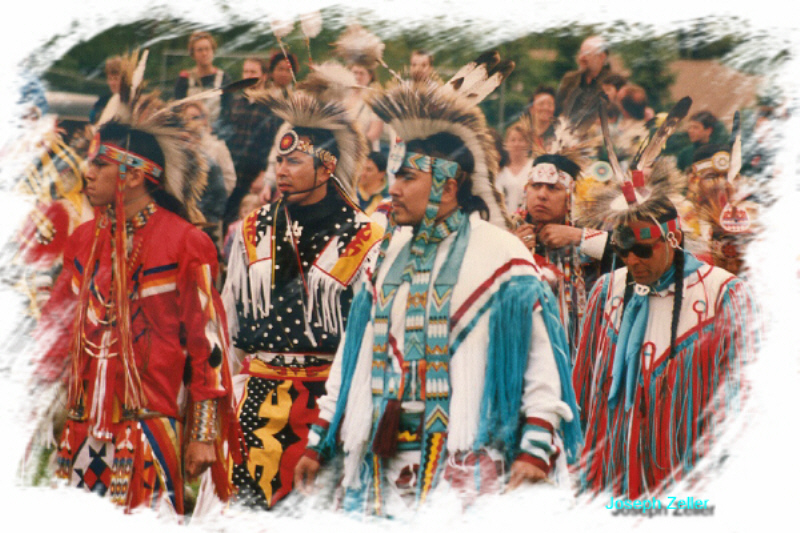 Empathy according to Navaho Indians.